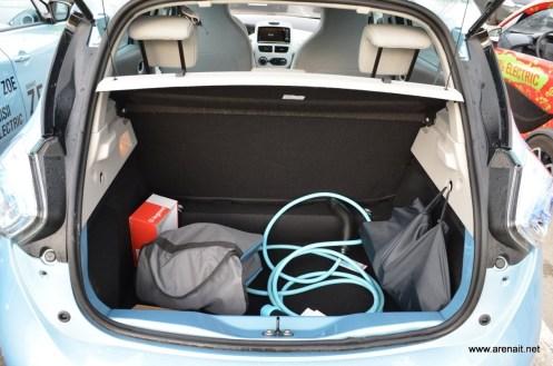 Renault Zoe - Interior - 4