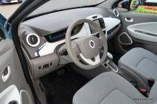 Renault Zoe - Interior - 5