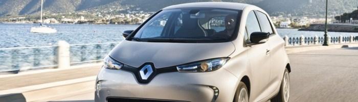 Maine testam primul automobil electric pentru Arena IT (Renault Zoe)