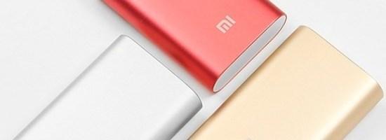 Xiaomi a lansat o baterie portabila de 10 000 mAh