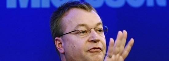 Stephen Elop va parasi Microsoft