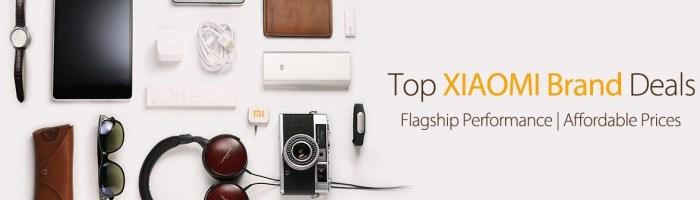 Produse Xiaomi la reducere pe Everbuying