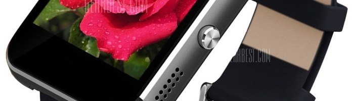 Smartwatch cu design de iPhone 6: Zeblade Rover Toughened