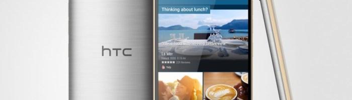 HTC One M9+ este disponibil si in Europa
