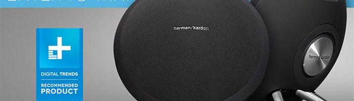 Harman Kardon Onyx Studio: boxe bluetooth