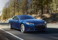 O Tesla Model S a luat foc in China
