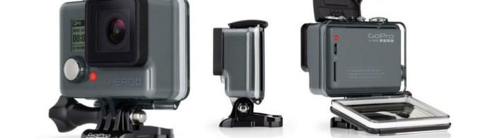 GoPro a lansat Hero+ la pretul de 200 de dolari