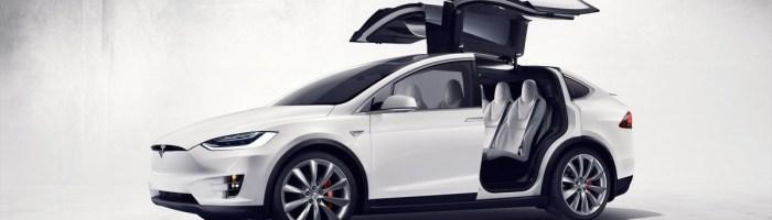 Tesla a lansat Model X