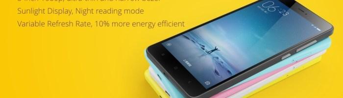 Xiaomi Mi4C disponibil la Gearbest