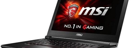 "MSI GS40 Phantom, laptop gaming de 14"""