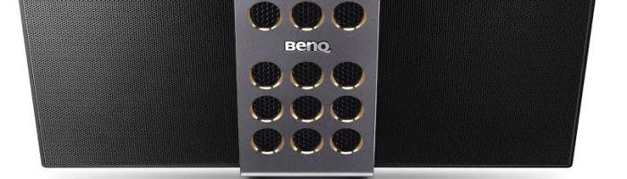 BenQ TreVolo –  boxa portabila electrostatica
