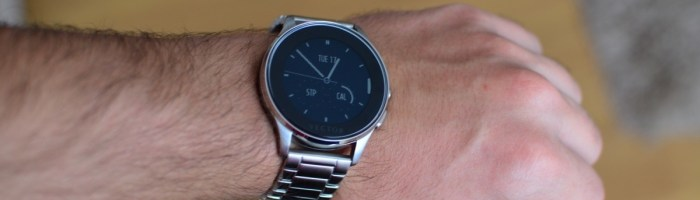 Vector Watch review: un smartwatch cu baterie vesnica