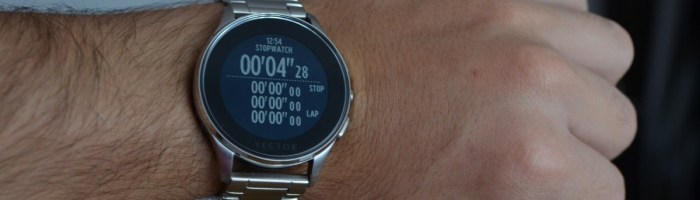 Vector Watch review: un smartwatch cu baterie vesnica