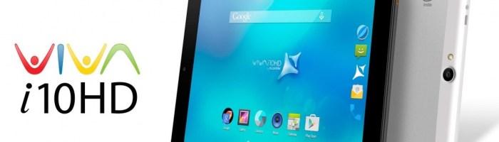 Allview a lansat tableta Viva i10HD