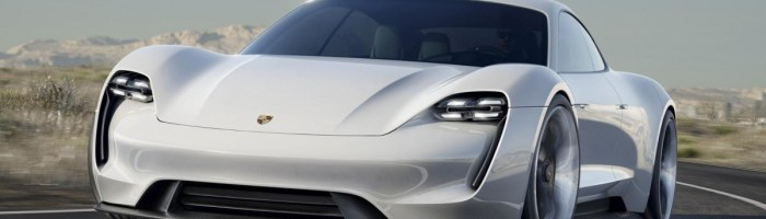 Porsche Mission E va intra in productie