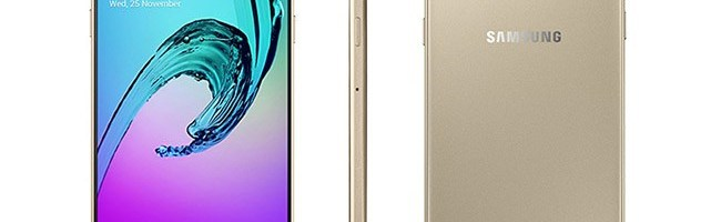 Samsung a lansat Galaxy A3, A5 si A7 in editia 2016