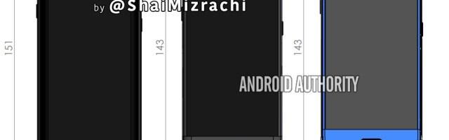 Au fost dezvaluite dimensiunile lui Galaxy S7 si S7 Edge