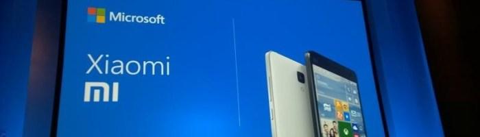 Xiaomi Mi 4 trece pe Windows 10