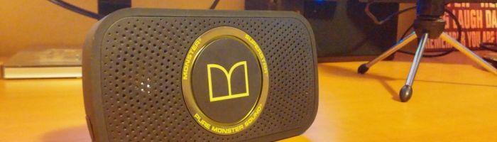 Scurt review boxa portabila Monster Superstar Blister