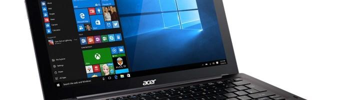CES 2016 – Acer a anuntat hibridul Aspire Switch 12S