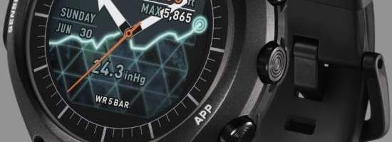 Primul smartwatch Casio