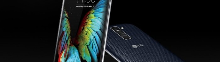 CES 2016 - LG a dezvaluit modelele K7 si K10