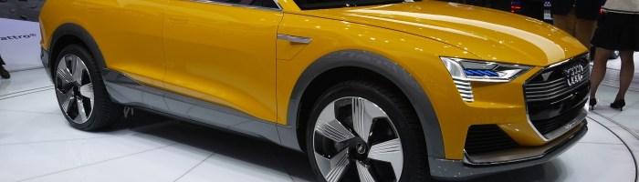 Audi a prezentat o masina pe hidrogen
