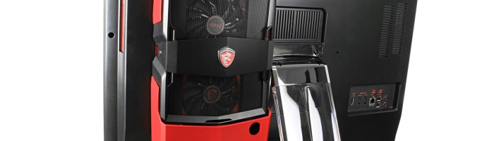 MSI Gaming 27XT – All in One de gaming