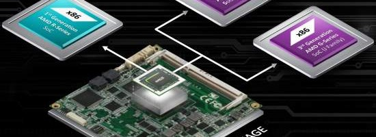 AMD prezinta a treia generatie de procesoare integrate