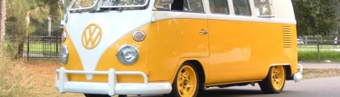 Volkswagen-uri clasice cu motor electric