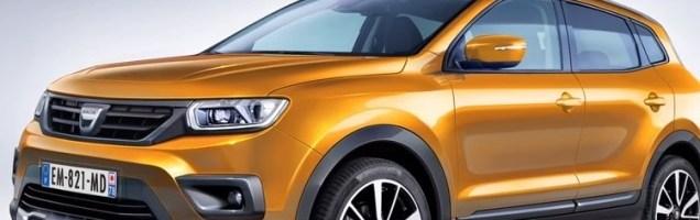 Dacia Duster 2017 in imagini