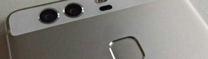 Huawei P9 are camera duala