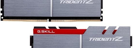 G.Skill are memorie DDR4 la 4333 MHz