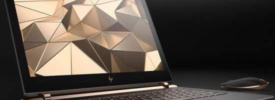 HP prezinta cel mai subtire laptop