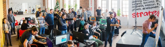 Amber Studio provoacă romanii sa creeze impreuna 6 jocuri in 24 de ore