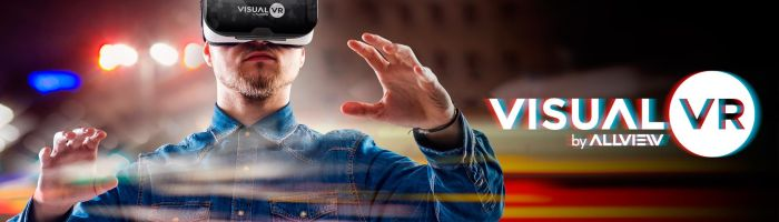 Allview a lansat ochelarii Visual VR