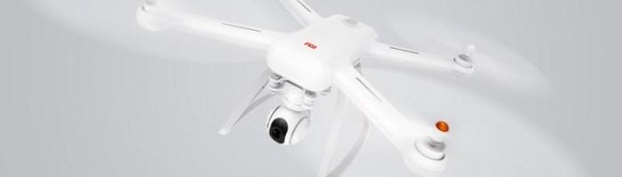 Xiaomi a dezvaluit drona Mi Drone
