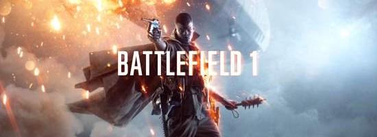 Battlefield 1 vine pe 31 octombrie 2016