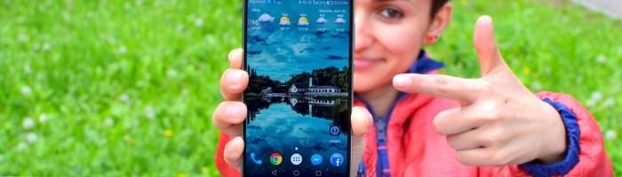 Huawei P10 – incarcare wireless, ecran curbat