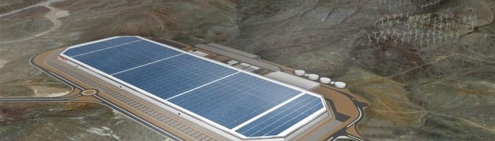 Tesla Gigafactory se deschide oficial pe 29 iulie