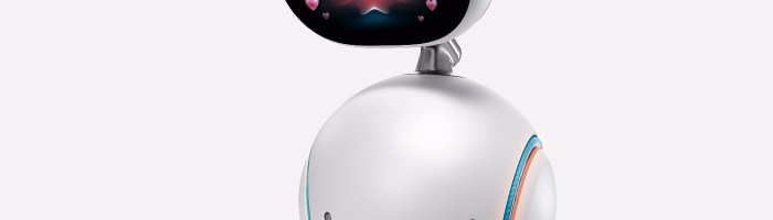 ASUS Zenbo - robot inteligent pentru casa