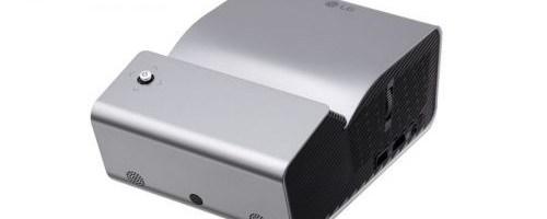 Proiector LG PH450U pentru distante mici