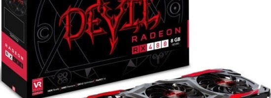 Bios special pentru Radeon RX 480 Red Devil