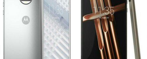 Primele informatii despre Motorola Z Play