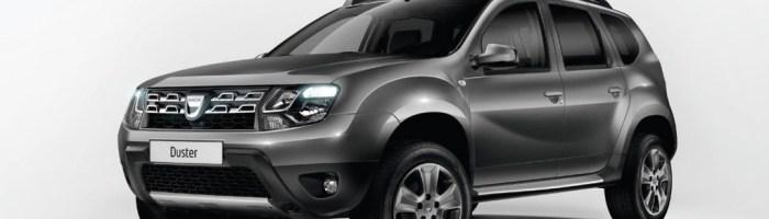 Dacia Duster cu cutie automata (EDC - dublu ambreiaj) anuntata la Paris