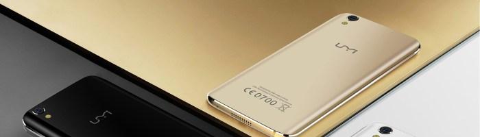 UMi Diamond dezvaluit oficial: telefon mid-range cu pret accesibil si design placut