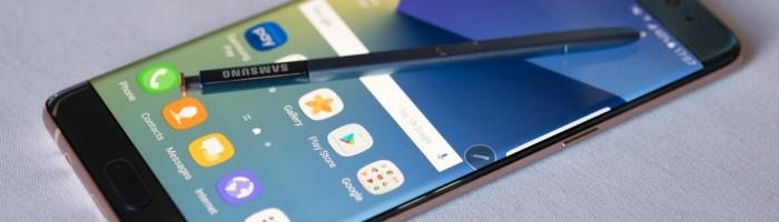 Samsung opreste vanzarile si productia de Note 7 si recomanda returnarea tuturor exemplarelor