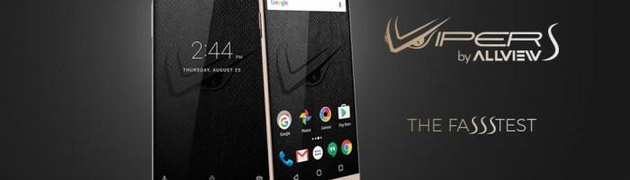 Allview a lansat V2 Viper S, primul telefon cu Google FastPass