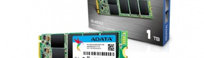 ADATA lanseaza seria de SSD-uri Ultimate SU800 M.2 cu tehnologie 3D NAND
