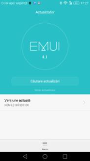 Huawei Honor 7 Lite Interfata (1)